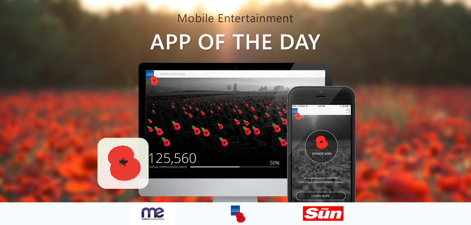 Appoftheday banner