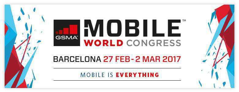 Mobile World Congress  mailer header
